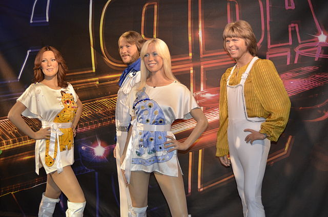 ABBA musical group