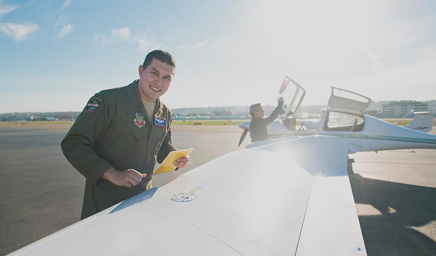 Flight Instructors Seattle