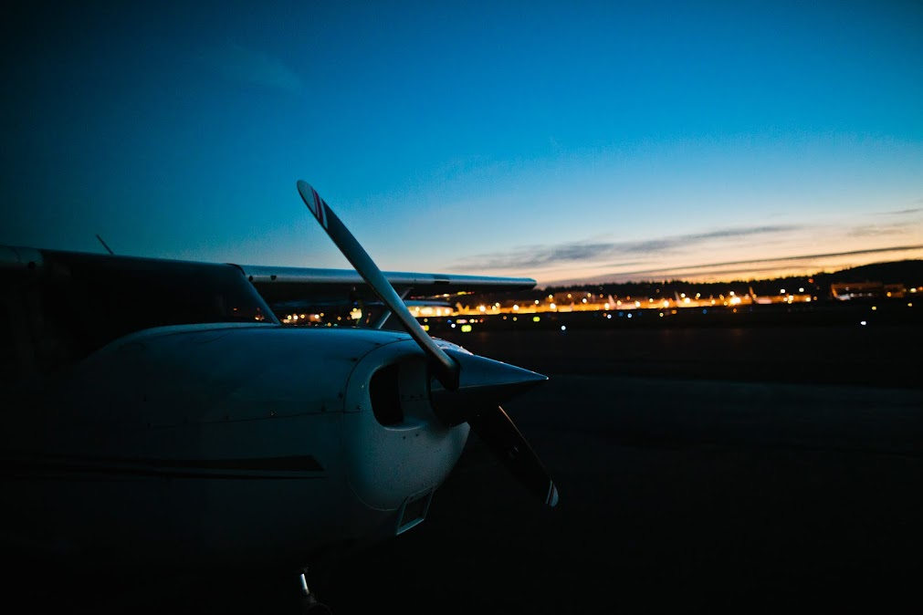 Night Flying Lessons from Galvin Flying