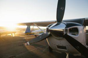 Small Seattle Aircraft Propeller