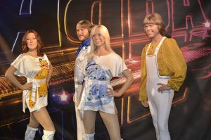 ABBA musical group