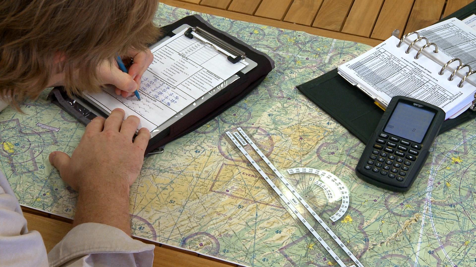 Drone Pilot Training >> Flight-planning-paper | Galvin Flying