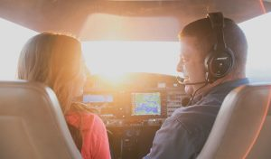 Seattle Flight Instructors from Galvin Flying with students