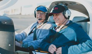Seattle Flying School Instructors at Galvin Flying