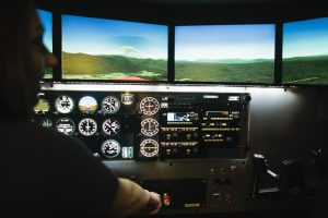 Flight Simulator from Seattle's Galvin Flying