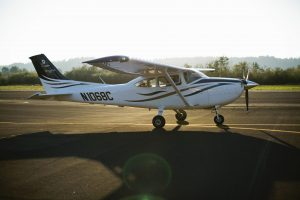 Galvin Flying's CESSNA T182T on Boeing Field